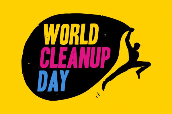 AZURA nimmt am World Cleanup Day teil